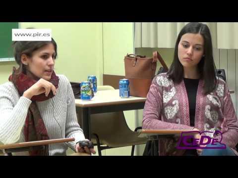 Entrevista  a alumnos con plaza PIR 2016, Parte 1: