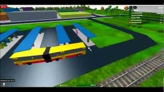 Roblox Gameplay: Bus Driver Tycoon