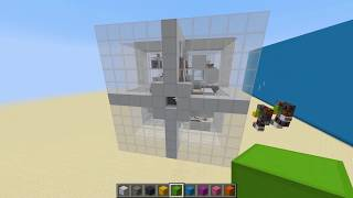 Solution To Nano's Cube Swap Challenge.