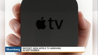 New Apple TV to Arrive This Fall: Report
