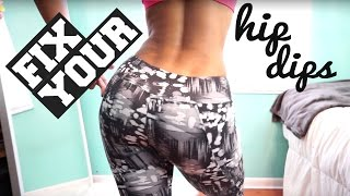 Exercises for WIDER Hips | Fix Your Hip Dips