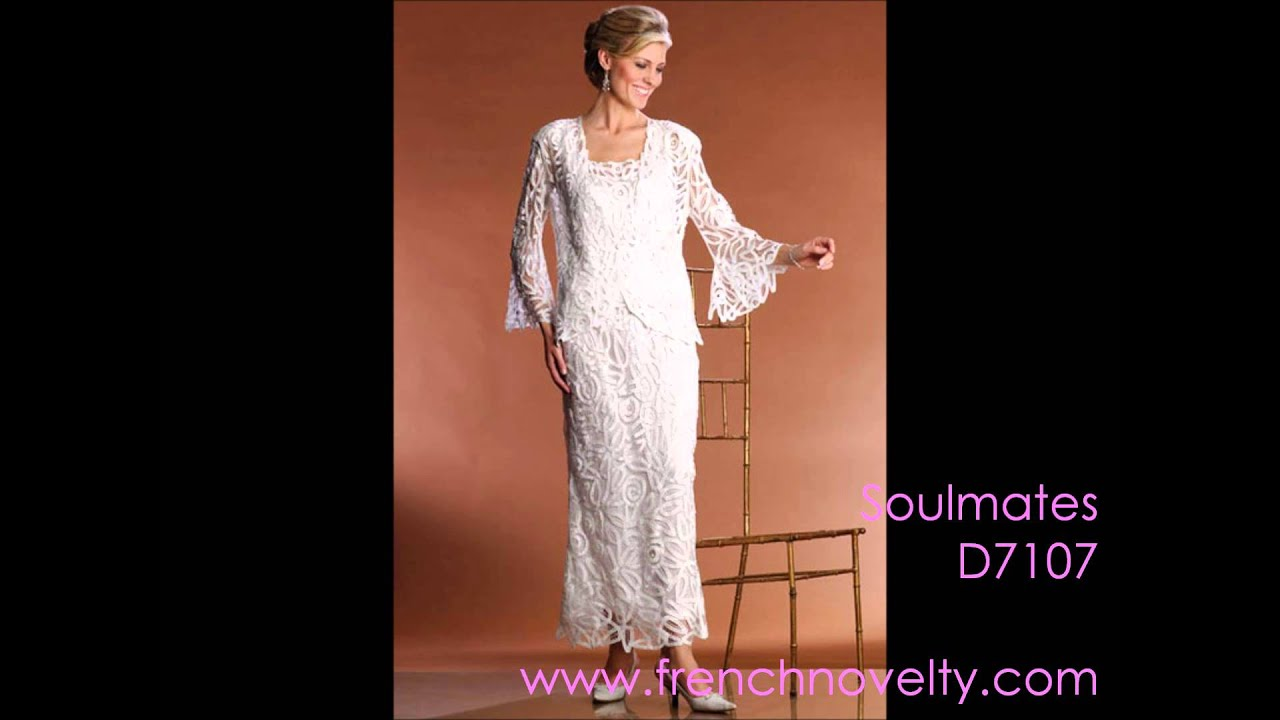 139323f636f Soulmates Mother of the Bride Dresses 2013 - YouTube