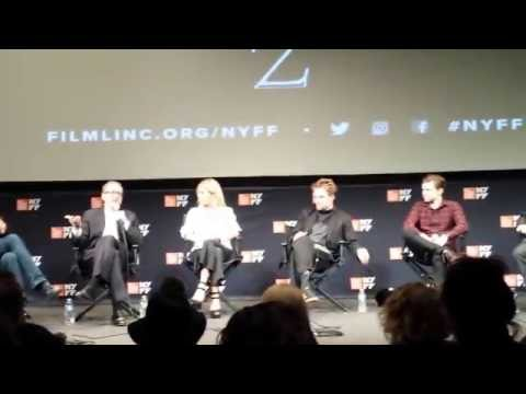 Director James Gray And Cast, THE LOST CITY OF Z/NYFF54