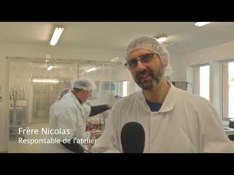 Abbaye - pate de fruits - Groupe Top Media