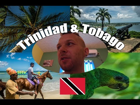 My Travel Diary - Exploring Trinidad & Tobago (#Buccoo #Scarborough #Pidgeonpoint #Storebay #Vlog