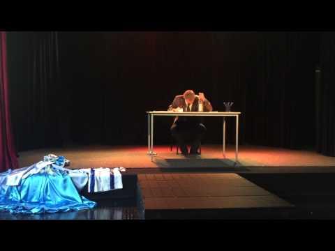 Solo Performance: Bertolt Brecht - Alienation