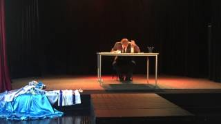 Solo Performance: Bertolt Brecht - Alienation