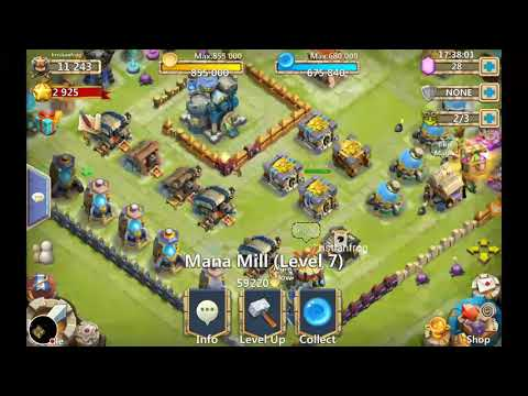 My Castle Clash: Age Of Legends  Gameplay