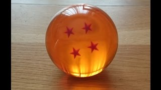 How to make your DRAGON BALLS REPLICS, Learn step by step (THE BALL)
