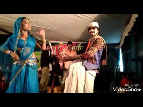 मशहुर कामेडीयन RK रौनक का जलवा Dhoom Arkestra लंका गाजीपुर 9506031824