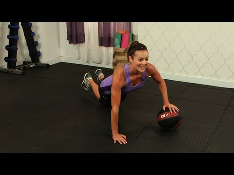 5 Medicine Ball Exercises To Work Your Entire Body Fit How To