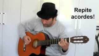 Como tocar  Presente Tango Feroz