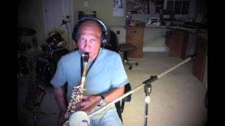 Randy Newman - Real Emotional Girl - (Saxophone cover  by James E. Green)
