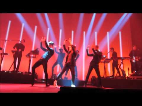 Christine and the Queens - Science Fiction + I feel for you - Live Roundhouse London 03.05.2016