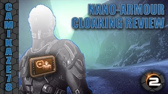 (UPDATED) Nano-Armour Cloak Review/Thoughts | Planetside 2 Gameplay