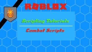 Roblox Scripting Tutorial | Kebind Combat Tutorial