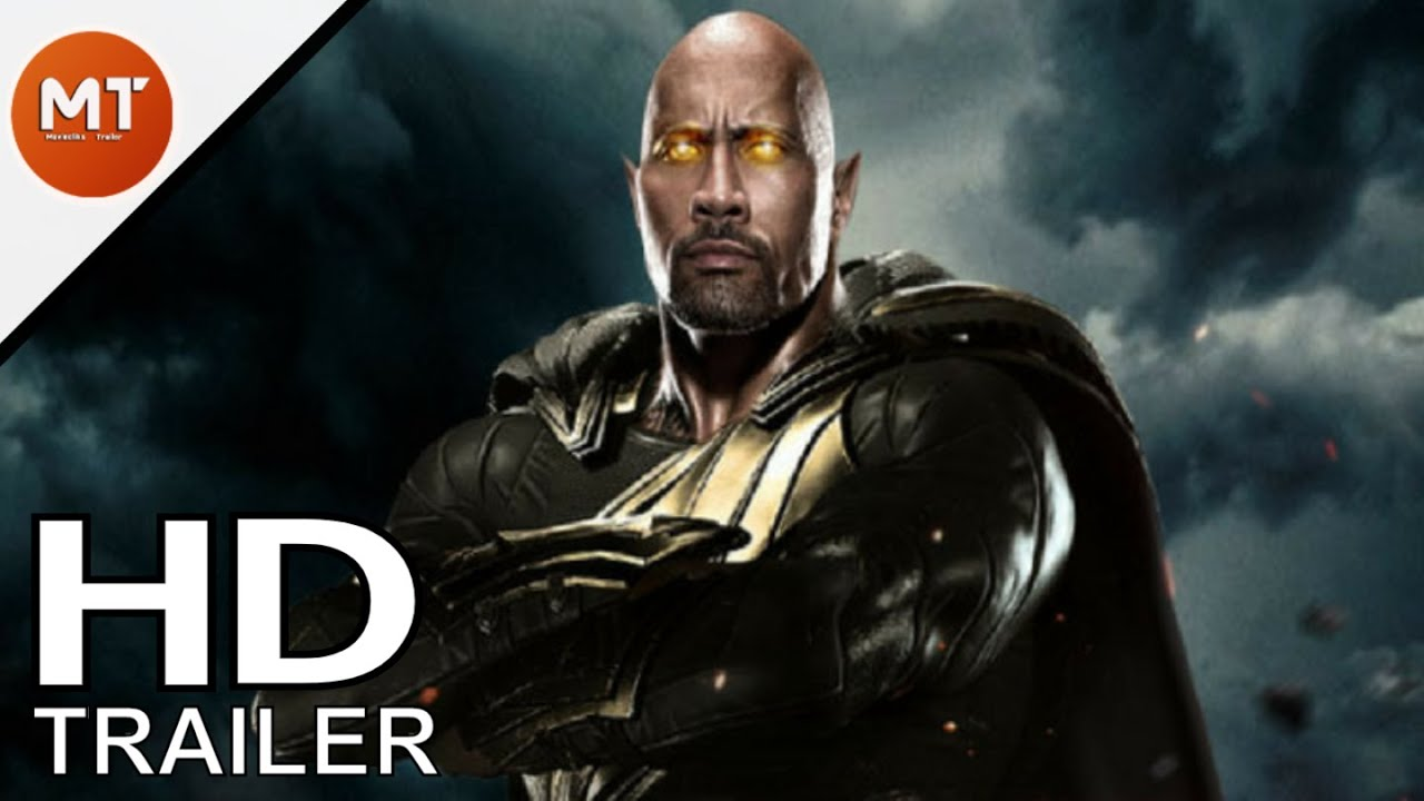 BLACK ADAM MOVIE RELEASE DATE & DETAILS THE ROCK OFFICIALLY CONFIRMS