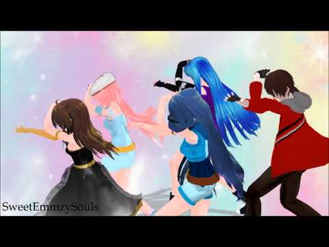 MMD ~ THE KREW!!! ~ Funneh's Intro