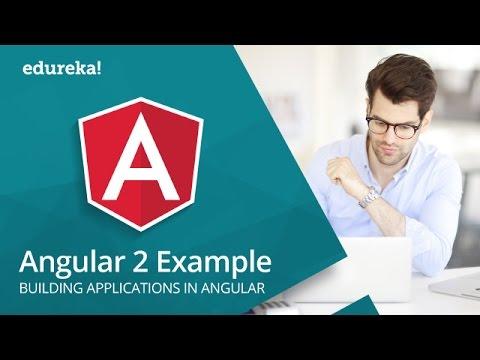 Angular 2 Example | Angular 2 CRUD Application | Angular 2 Tutorial |  Angular Training | Edureka
