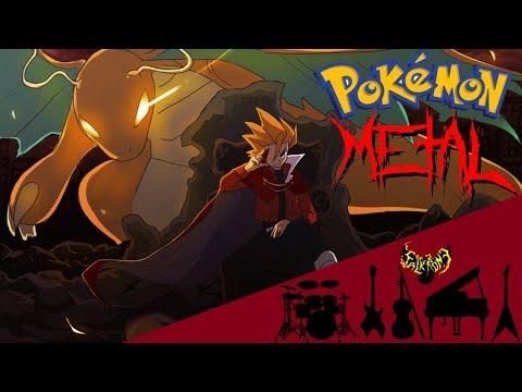 Pokémon Gold & Silver - Battle! Champion (Lance / Red) 【Intense Symphonic Metal Cover】