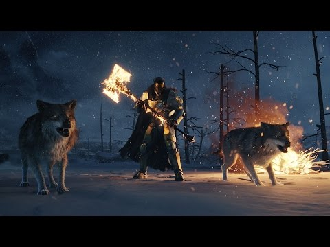 Destiny Rise of Iron DLC Review - Another Brick In The Wall