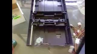 Hacking old scanner stepper motor