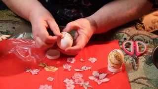 видео Красивые яйца на Пасху своими руками: как покрасить, чем украсить