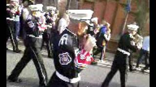 Pride Of The Rock Flute Band (Dumbarton Central then down Bankend Road)