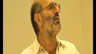 Richard Weihs erzählt und singt bei der KriLit 2011