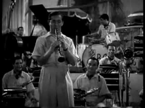 Benny Goodman Orchestra Sing, Sing, Sing Gene Krupa  Drums, from Hollywood Hotel film 1937