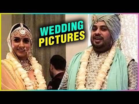 Ishqbaaaz Additi Gupta Finally MARRIED To Kabir Chopra | Inside PICTURES AND VIDEOS
