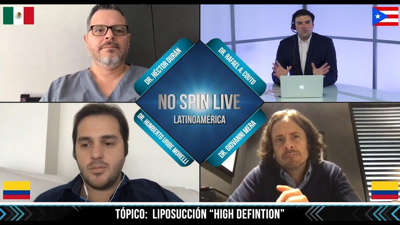 No Spin Live: Latinoamérica - Episodio Uno