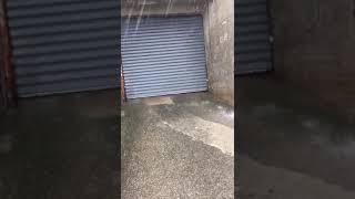 Piove a Termoli, lungomare Nord di nuovo allagato