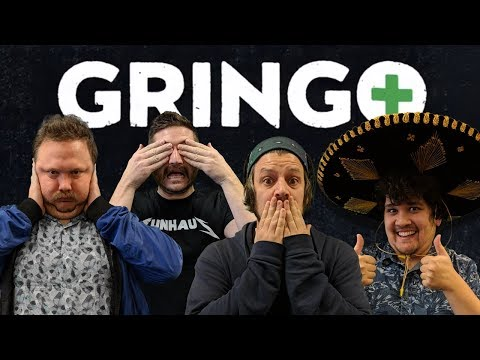 GRINGOS REVIEW GRINGO - Movie Podcast