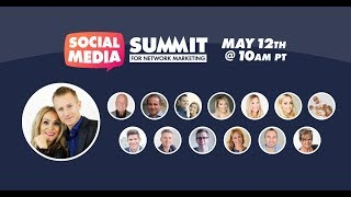 John & Nadya Melton Join the Expert Line-Up at the Live Online Social Media Summit