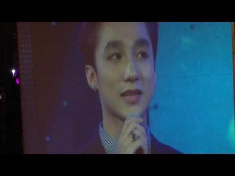 Lễ Trao Giải Làn Sóng Xanh 2015 | SƠN TÙNG M-TP
