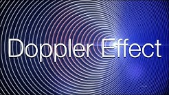 Light and Motion: the Doppler Effect
