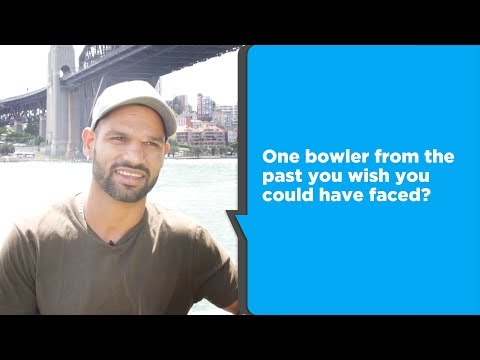 25 Questions with Shikhar Dhawan