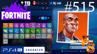 Fortnite, Save the World - Up 11 levels in this video, Level 119 - FenixSeries87