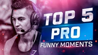 Censor Gets ROASTED By Slacked - COD WWII: TOP 5 PRO FUNNY MOMENTS #12 - Call of Duty World War 2