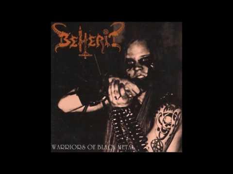 Beherit - Werewolf, Semen And Blood (Live) / Metal Of Death