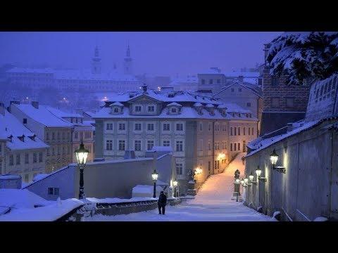 Prague in Winter 2017 - Czech Republic in winter