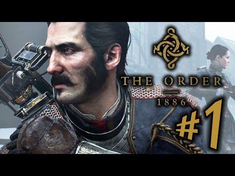 The Order 1886 - Parte 1: Sir Galahad, Os Cavaleiros e os Lobisomens [Playstation 4 - Dublado PT-BR]