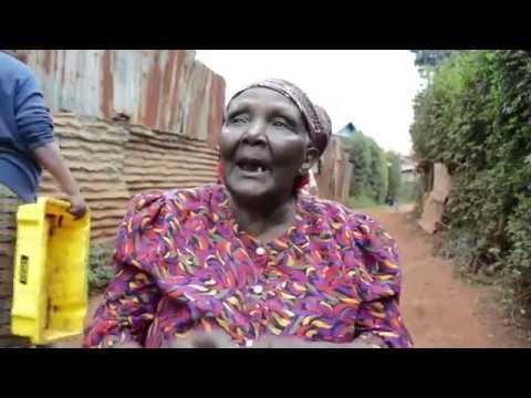kikuyu traditional ceremony-Mama Wandia thanks giving (Ngurario)