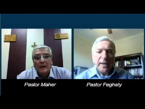 Voice of Jerusalem with Jackie Yockey and Two Pastors from Baghdad, Iraq