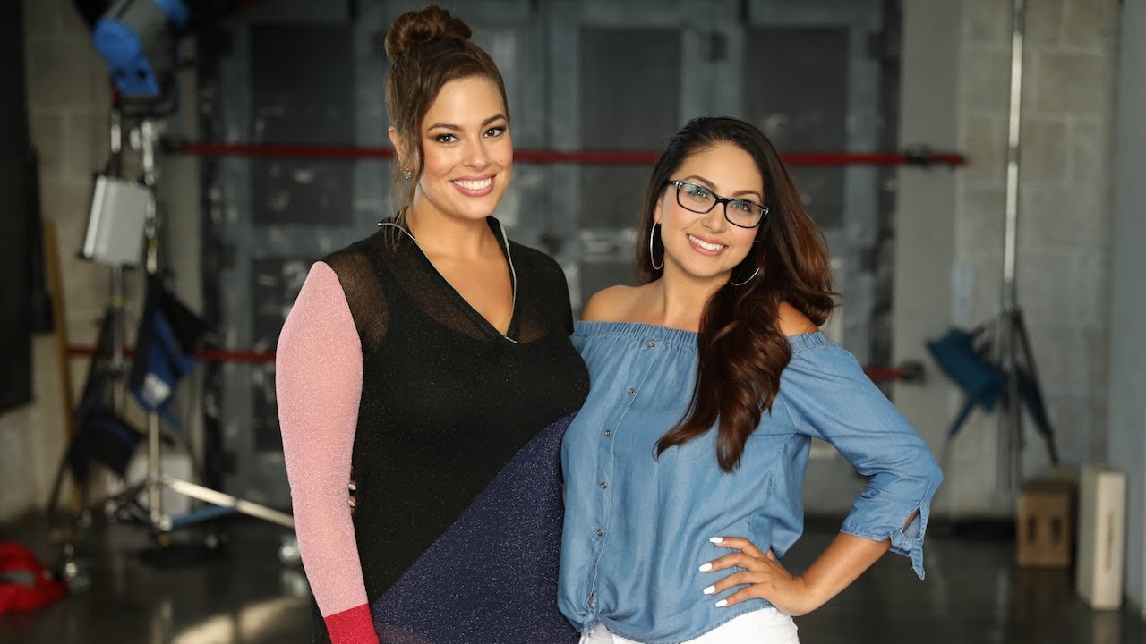 'Fearless': Ashley Graham Helps Boost Single Mom's Self-Confidence