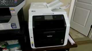 [SOLVED] How to set up wireless for a Brother Printer