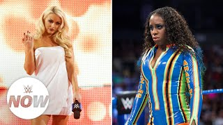 Naomi snaps after Mandy slides into her husband's DMs: WWE Now