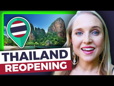 Thailand Travel: Thailand Reopening For Tourism