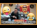 NEW YEARS EVE GAMES! (MOUTHGUARD CHALLENGE) | LifeWithGer Vlogs (#158)